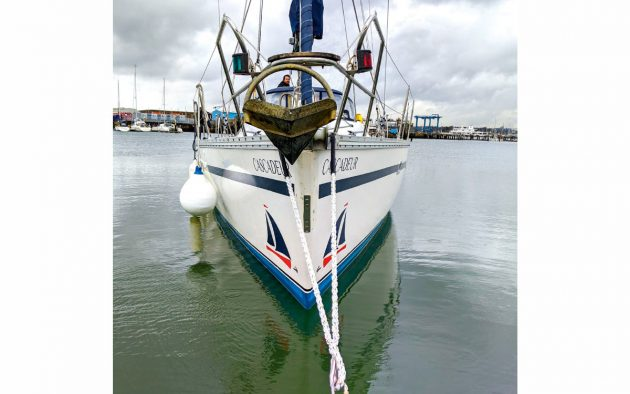 How to make a mooring bridle with Jimmy Green Marine