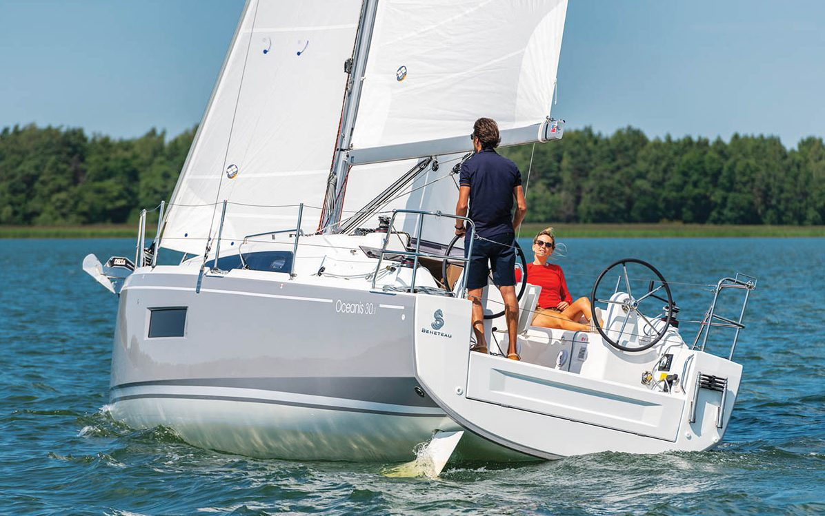 Big new small yacht: Beneteau Oceanis 30.1 tested - Practical Boat Owner