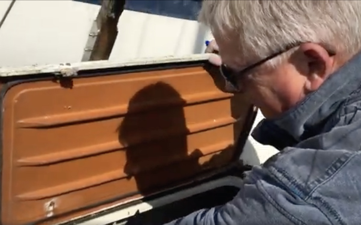 Storing your boat ashore? Make sure it's level: Maximus survey tip - Practical Boat Owner
