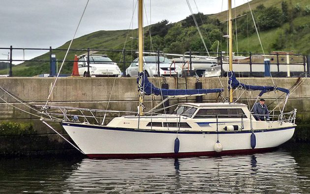 Roger Brown's yacht Nunki