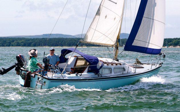 Photo: David Harding/SailingScenes.com