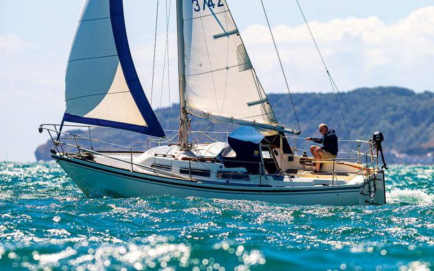 All photos: David Harding/SailingScenes.com