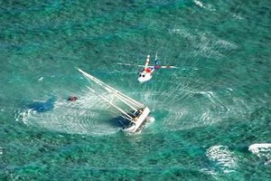 Crew rescued after yacht sinks in Coral Sea - Yachting Monthly