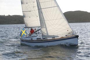 Hallberg Rassy 310