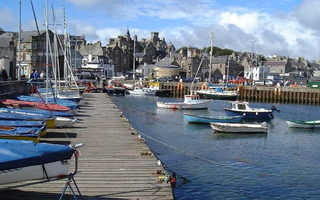 lerwick shetland islands