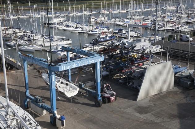Hamble Yacht Services