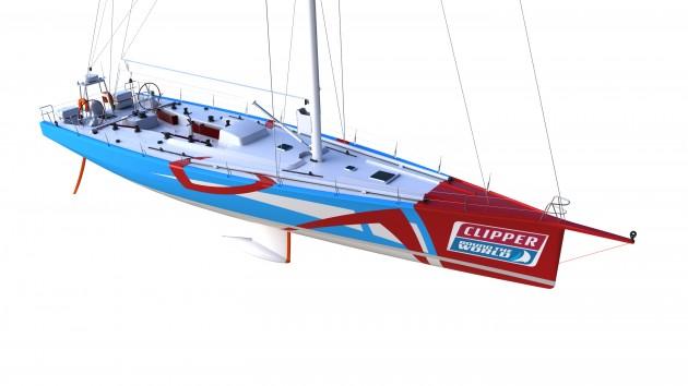 new clipper boat 2013-2014