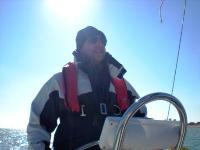 Adrian Scott UK circumnavigation