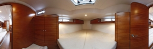 Click for a 360º of the Forward Cabin