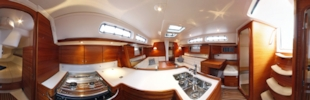 Click for a 360º of the Galley