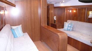 Gunfleet 43 interior