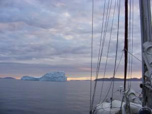 Jeffrey Allison voyage around Arctic circle