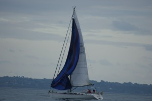 Yachting Monthly Triangle Race leg two