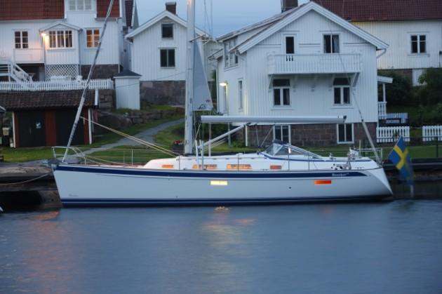 Hallberg Rassy 412
