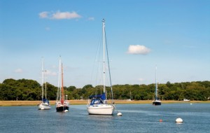 Beaulieu River, Hampshire