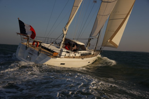 Video and images of Amel 55 new boat test - Yachting Monthly