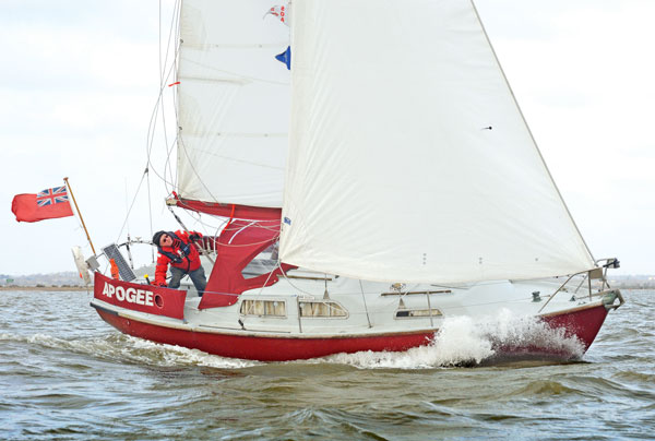 Chrysler 22 - Boat Reviews Article - Practical Sailor
