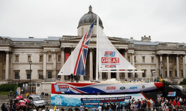 Clipper 70 Great Britain