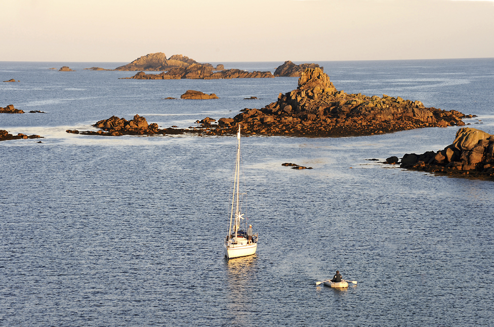Isles of Scilly-Great Porth Bay