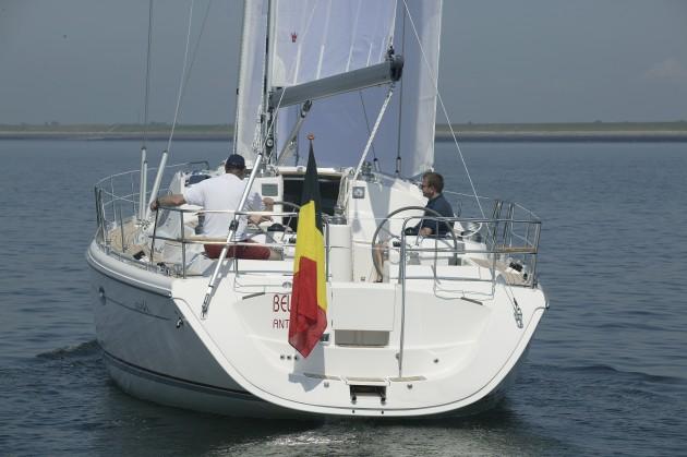 Belgian yacht