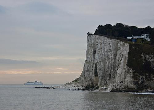 St Margaret's Cliff dover