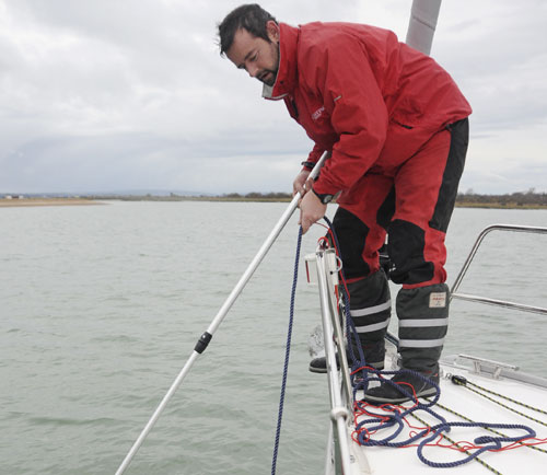 How to avoid chafe on swinging moorings - Yachting Monthly