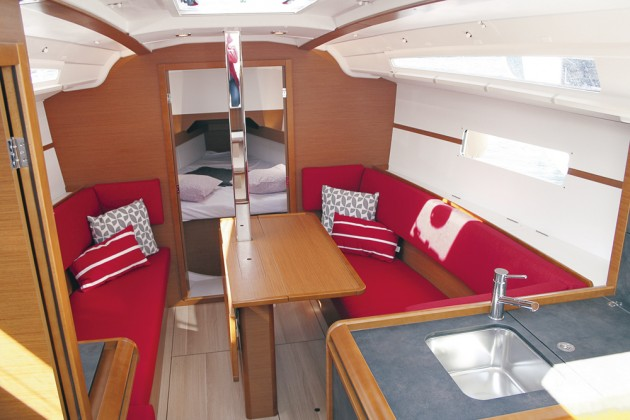 Jeanneau Sun Odyssey 349 – Yachting Monthly review