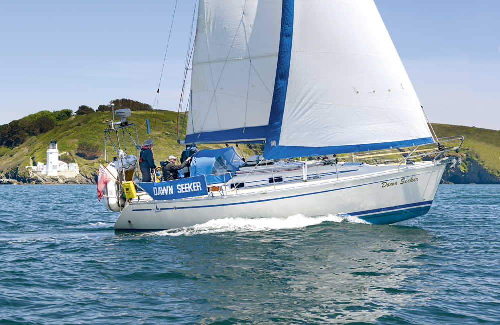 Bavaria 320 Sportline Yachting Monthly Review