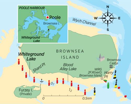 Brownsea Island Tide Times