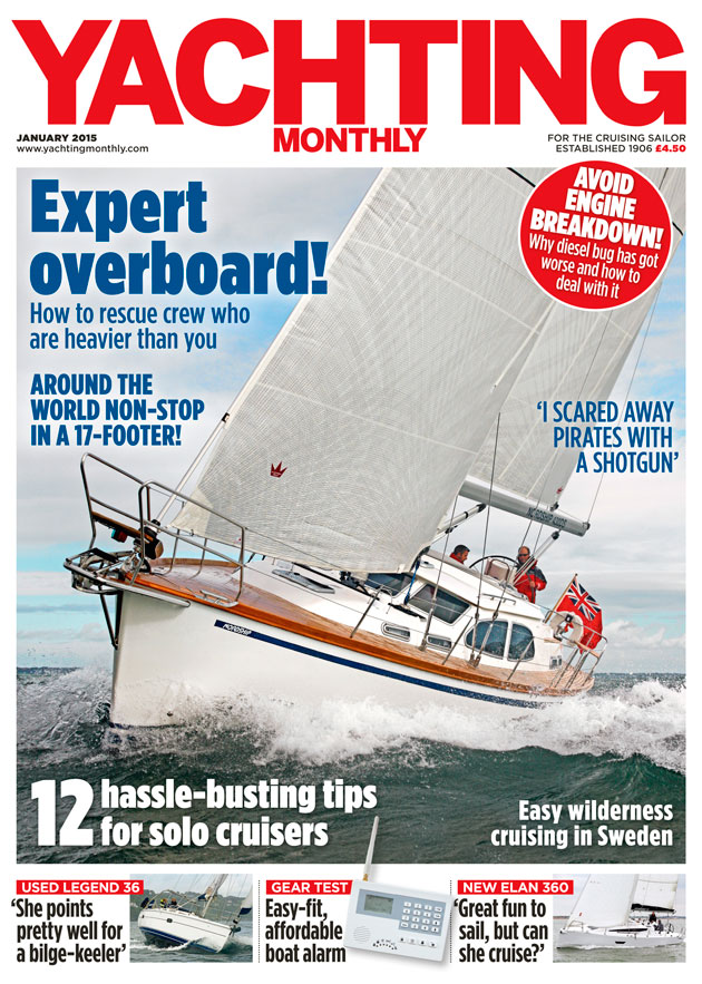 Wiley Economy Sail Charter: Yachting Monthly