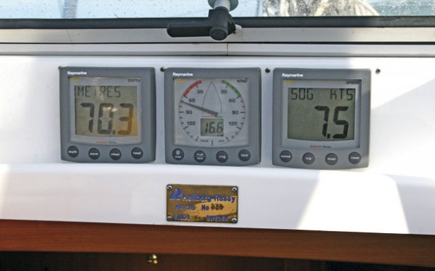 Skipper's tips: how to calibrate a log