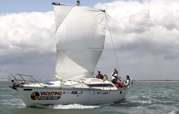 Crash Test Boat - Jury Rig