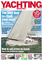 Yachting Monthly April 2015 cover