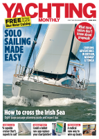 Yachting Monthly June 2015 cover