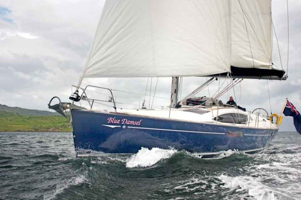 Our Verdict On The Jeanneau Sun Odyssey 45ds Yachting Monthly