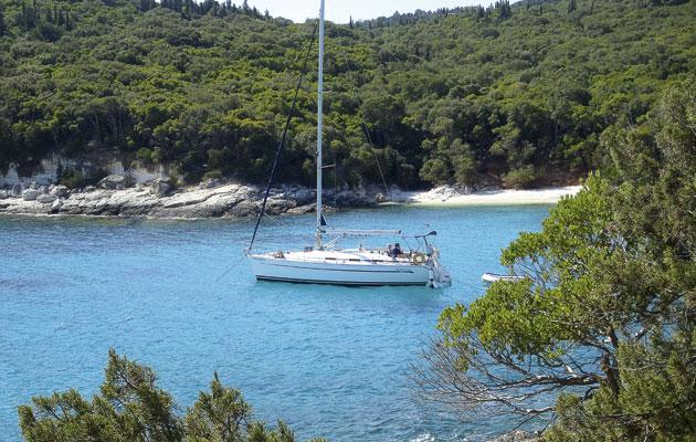 Ionian cruising guide