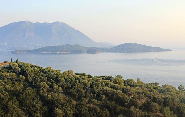 Two week ionian islands sailing guide from corfu | sailing holidays.
