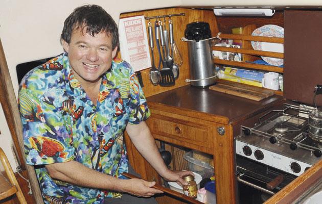 Jonty Pearce – Fair Isle and Orkney - power-boating