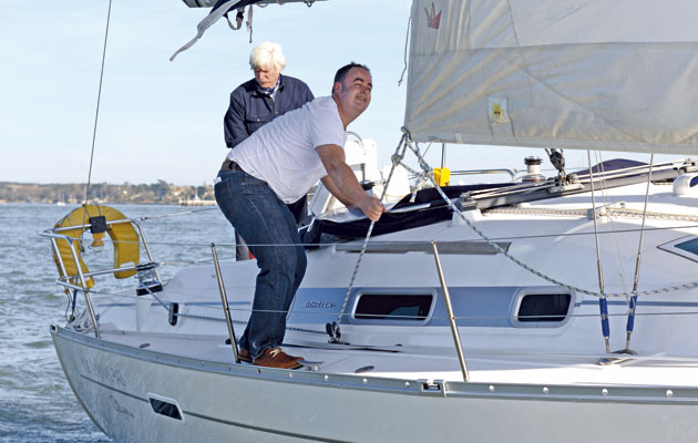 How to pass your Yachtmaster exam