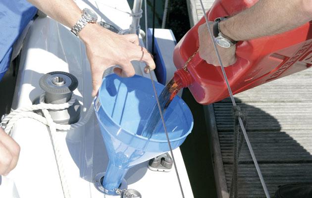 How to avoid diesel bug