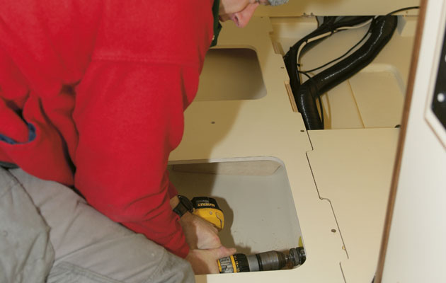 Astounding Installing A Boat Heater Wiring Database Gramgelartorg