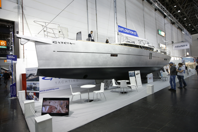 Garcia exploration 52 yachting monthly for Salon nautisme