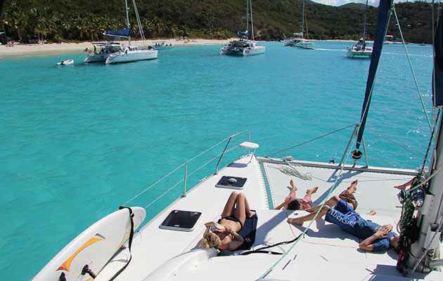 Monohull or multihull: which is best for blue water?