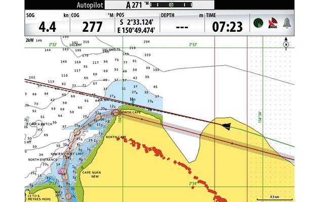 How to make navigation safer using satellite images