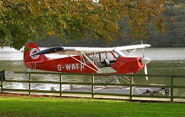 Clipper Seaplanes are the only company to fly seaplanes in the UK