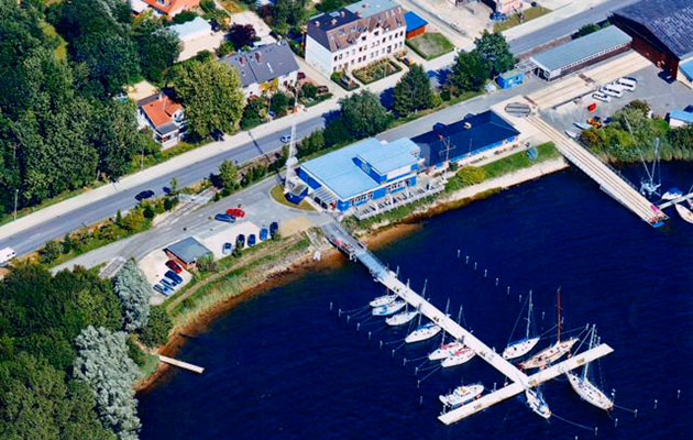 The British Kiel Yacht Club