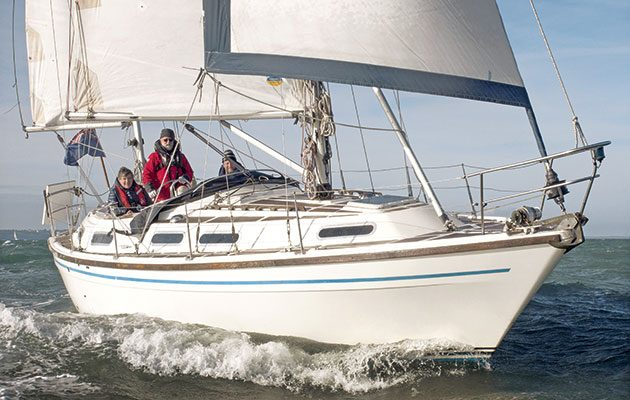 bavaria 30 cruiser test