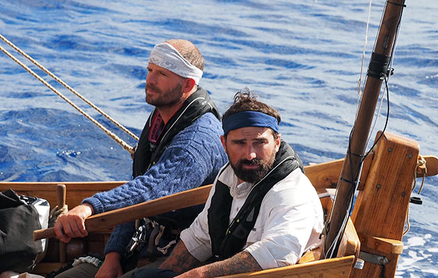 Mutiny: don't miss the final chapter tonight - power-boating