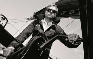Alex Thompson to open Gosport Marine Festival - power-boating