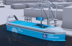 Fully autonomous container ship 'by 2020' - power-boating